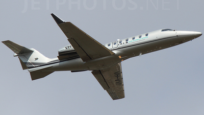 VH-VVI - Bombardier Learjet 45 - Careflight Queensland