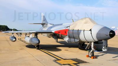 N334AX - Hawker Hunter F.58 - Airborne Tactical Advantage Company (ATAC)