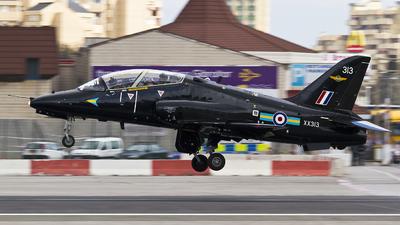 XX313 - British Aerospace Hawk T.1W - United Kingdom - Royal Air Force (RAF)