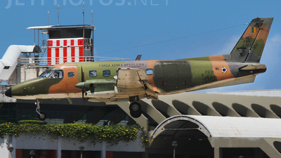A picture of FAB2323 - Embraer C95BM Bandeirante -  - © Sergio Mendes
