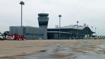 ZSLY - Airport - Airport Overview