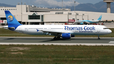 OY-VKC - Airbus A321-211 - Thomas Cook Airlines Scandinavia