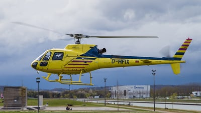 D-HFIX - Eurocopter AS 350B2 Ecureuil - Private