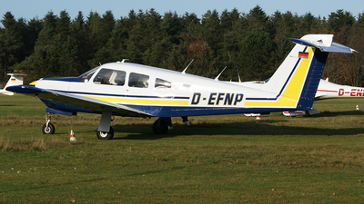 D-EFNP - Piper PA-28RT-201 Arrow IV - Private