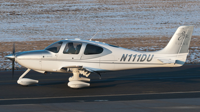 N111DU - Cirrus SR22-GTSx G3 Turbo - Private
