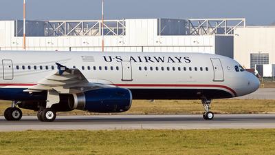 D-AVZL - Airbus A321-231 - US Airways