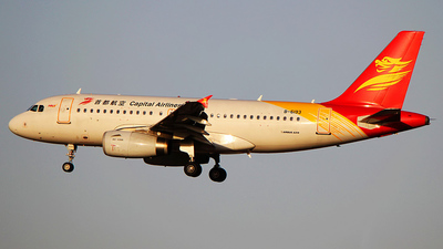 B-6193 - Airbus A319-133 - Capital Airlines