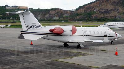 A picture of N470MD - Learjet 60 - [60187] - © Soren Madsen - CPH Aviation