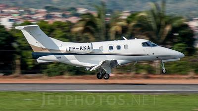A picture of PPKKA - Embraer Phenom 100 - [50000126] - © Iago Moura de Oliveira