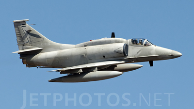 C-935 - McDonnell Douglas A-4AR Fightinghawk - Argentina - Air Force