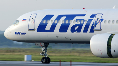 VQ-BEY - Boeing 757-2Q8 - UTair Aviation
