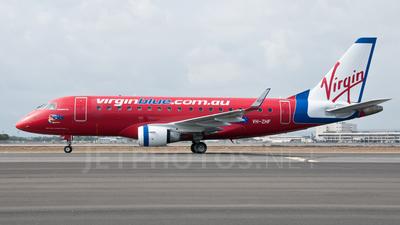 VH-ZHF - Embraer 170-100LR - Virgin Blue Airlines