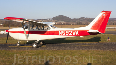 A picture of N592WA -  - [0794] - © Marc Ulm