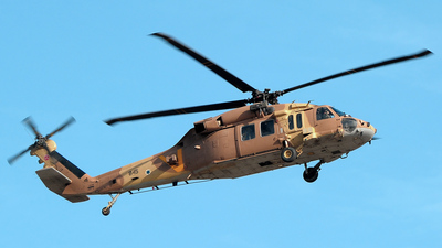845 - Sikorsky S-70A-55 Yanshuf 3 - Israel - Air Force