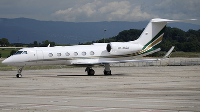HZ-KSGA - Gulfstream G450 - National Air Services