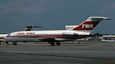 N840TW - Boeing 727-31 - Trans World Airlines (TWA)