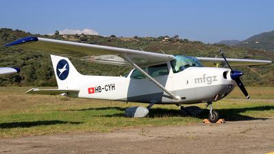HB-CYH - Cessna 172P Skyhawk II - Private