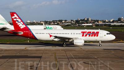 PR-MYA - Airbus A320-214 - TAM Linhas Aéreas