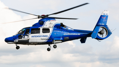 SE-JID - Eurocopter AS 365N3 Dauphin - Scandinavian MediCopter