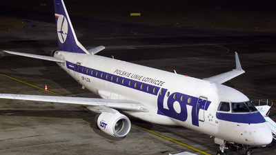SP-LDA - Embraer 170-100STD - LOT Polish Airlines