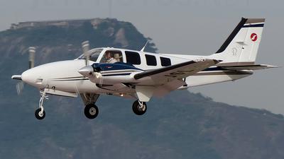 PP-JSL - Beechcraft G58 Baron - Private