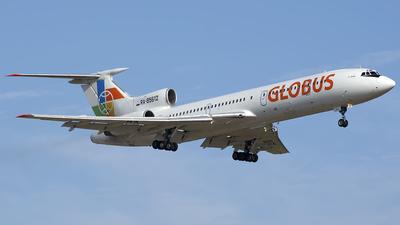 RA-85612 - Tupolev Tu-154M - Globus Airlines