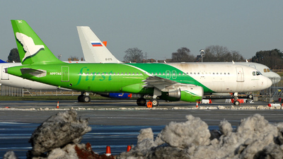 N997AG - Airbus A320-212 - First Nation Airways