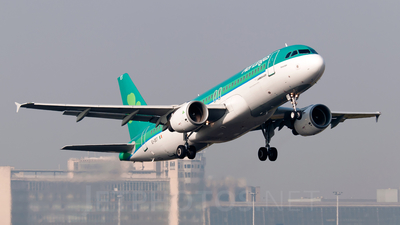 EI-DET - Airbus A320-214 - Aer Lingus