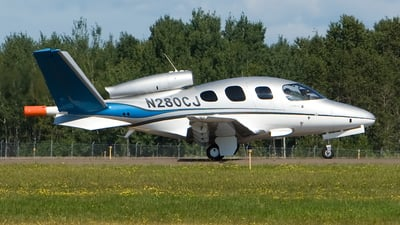 N280CJ - Cirrus Jet - Cirrus Design Corporation