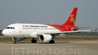 B-6165 - Airbus A319-112 - Shenzhen Airlines