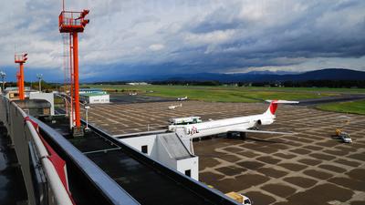 RJSI - Airport - Spotting Location