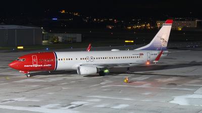 LN-DYH - Boeing 737-8JP - Norwegian