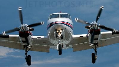 TI-BBN - Beechcraft E90 King Air - Nature Air