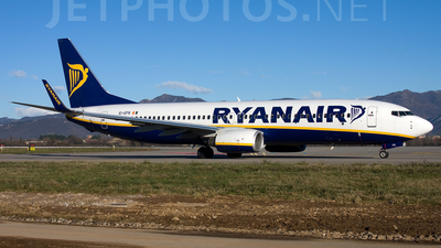 EI-EFR - Boeing 737-8AS - Ryanair