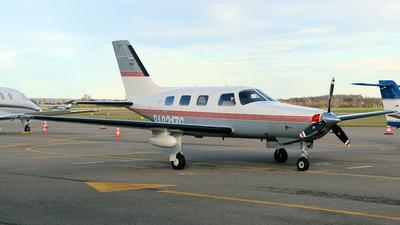 A picture of RA0217G - Piper PA46350P Malibu Mirage - [4636040] - © Jacques Lienard