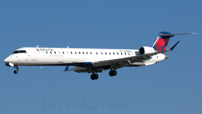 N134EV - Bombardier CRJ-900LR - Delta Connection (Atlantic Southeast Airlines)