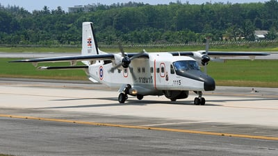 1115 - Dornier Do-228-212 - Thailand - Royal Thai Navy