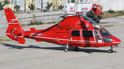 CS-HHI - Eurocopter AS 365N2 Dauphin - HeliPortugal