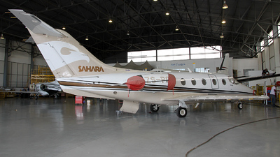 ZS-POT - Raytheon Hawker 400XP - Private