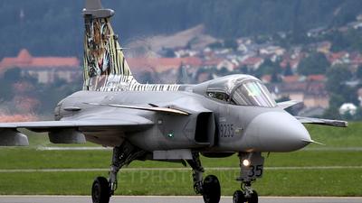 9235 - Saab JAS-39C Gripen - Czech Republic - Air Force