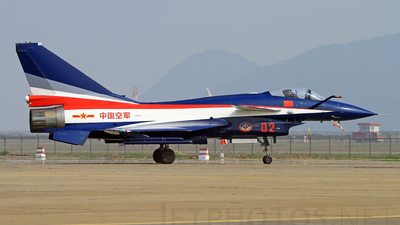10 - Chengdu J10A - China - Air Force