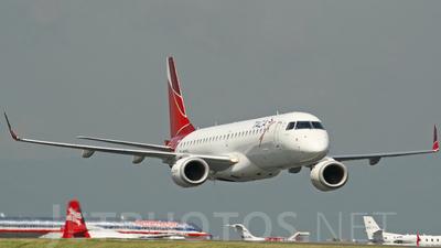 N935TA - Embraer 190-100IGW - TACA International Airlines