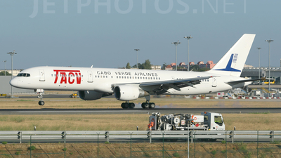 D4-CBG - Boeing 757-2Q8 - TACV Cabo Verde Airlines