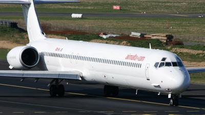 HB-JIB - McDonnell Douglas MD-90-30 - Air Malta (Hello)