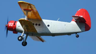 SP-GBK - PZL-Mielec An-2 - Private