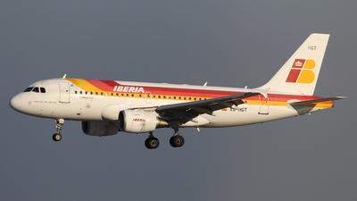 EC-HGT - Airbus A319-111 - Iberia