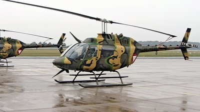 3C-OI - Bell OH-58B Kiowa - Austria - Air Force