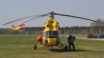 SP-ZXA - PZL-Swidnik Mi-2 Hoplite - Poland - Medical Air Rescue