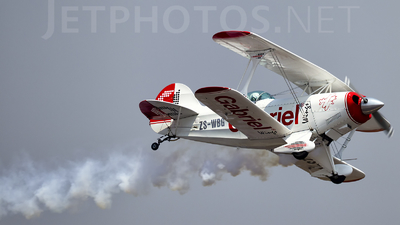 ZS-WBG - Pitts S-2S Special - Gabriel Wings