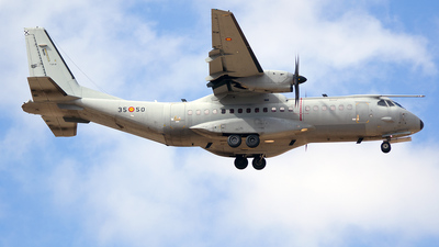 T.21-12 - CASA C-295M - Spain - Air Force